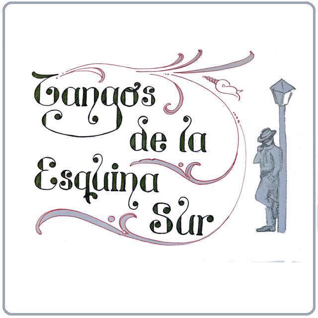 Logo Tangos De La Esquina Sur